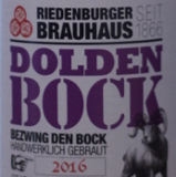 Riedenburger Dolden Bock